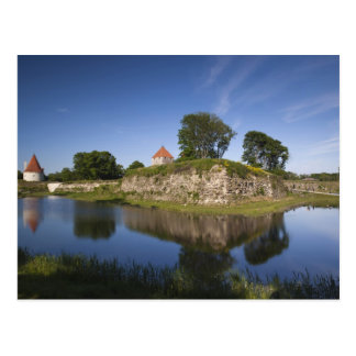 De Westerne Estland Eilanden van Estland, Saaremaa Briefkaart