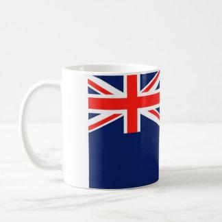 De westerne Mok van de Vlag van Australië