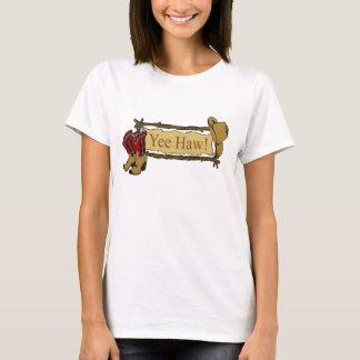 """De westerne """"T-shirt van de Veedrijfster van de T Shirt"""