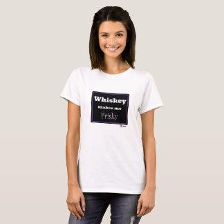 De whisky maakt me Dartel T Shirt