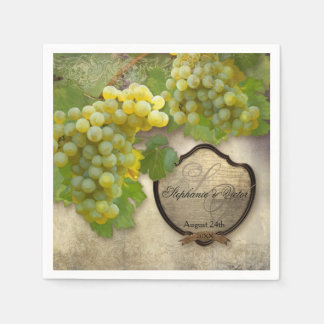 De Wijnmakerij van de Wijngaard van het Wegwerp Servet