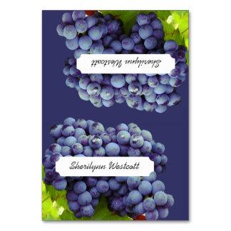 De Wijnmakerij van druiven/Kaart van de Plaats van Kaart