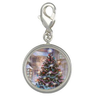 De Wijnoogst van de kerstboom Charms