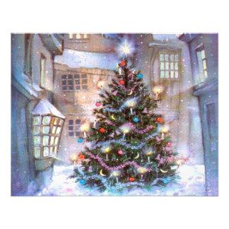 De Wijnoogst van de kerstboom Foto