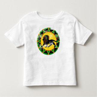 De Wijnoogst van de Koning van Jah Kinder Shirts
