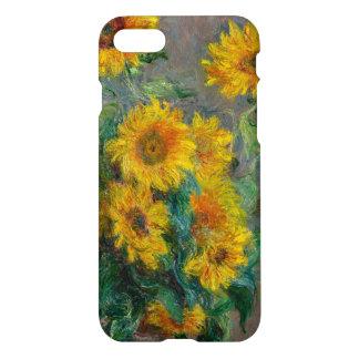 De Wijnoogst van de Zonnebloemen van Claude Monet iPhone 8/7 Hoesje