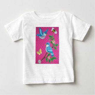 De Wijnoogst van Fairytale van sialia kijkt Baby T Shirts