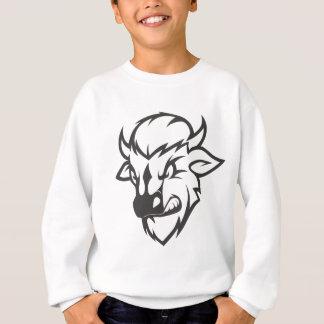 De wilde Cartoon van Buffels Trui