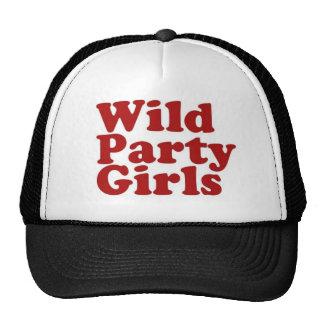 De wilde Meisjes van de Partij Trucker Pet