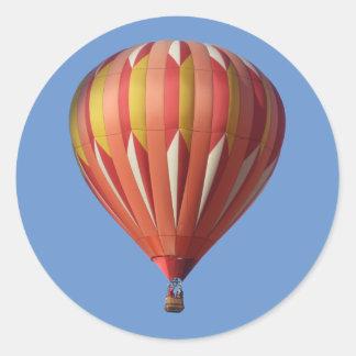 De wilde Sticker van de Ballon van de Hete Lucht