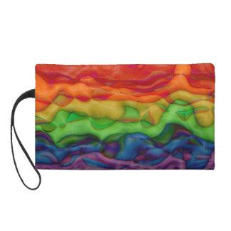 De willekeurige Abstracte Regenboog van de Hippie