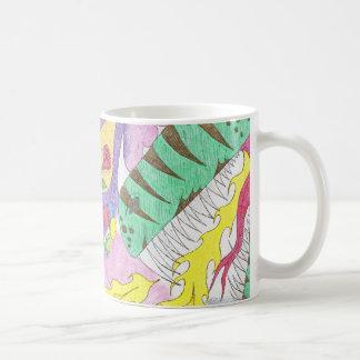 De willekeurige Mok van de Koffie van Gedachten