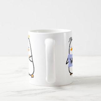 De willekeurige MOK van Pinguïnen - 3 vogels