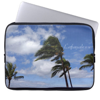 De wind van Maui Laptop Sleeve