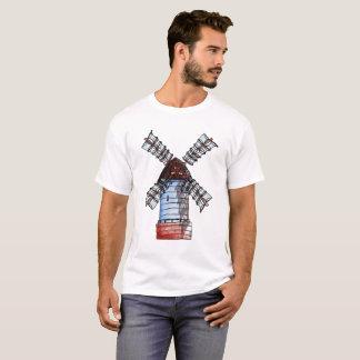 De windmolen t shirt