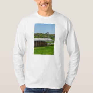 De Windmolen van het land T Shirt