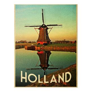 De Windmolen van Holland Briefkaart