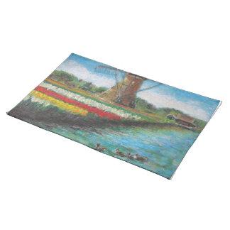 De Windmolen van Holland Placemat