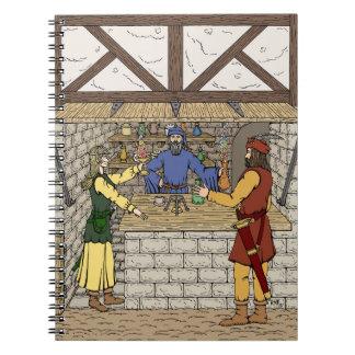 De Winkel van de apotheker Ringband Notitieboek