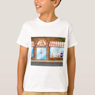 De winkel van de bakkerij tshirts