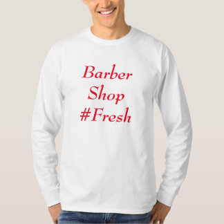 De Winkel van de kapper #Fresh T Shirt
