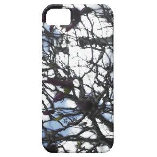 De winter in Bloei Barely There iPhone 5 Hoesje