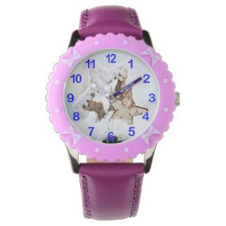 de winter motief 016 horloges