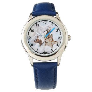 de winter motief 01 horloges