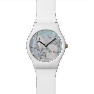 De winter Robins en het Horloge van Eenhoorns
