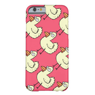 De Wiskunde van de kip voor de Gekke Dames van de Barely There iPhone 6 Hoesje