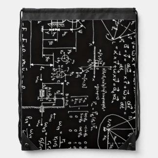 De Wiskunde van de Wiskunde van Geeky Trekkoord Rugzakje