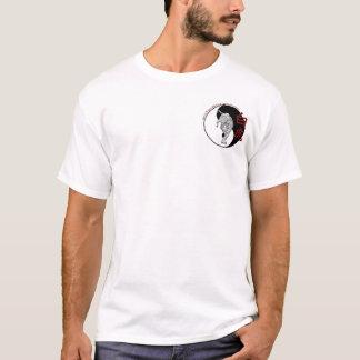 De witte Academie van de Vechtsporten van de T Shirt