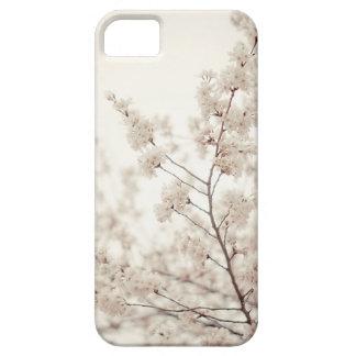 De witte Bloesems van de Kers - de Lente van het C Barely There iPhone 5 Hoesje