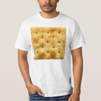 De witte Crackers van de Soda Saltine T Shirt