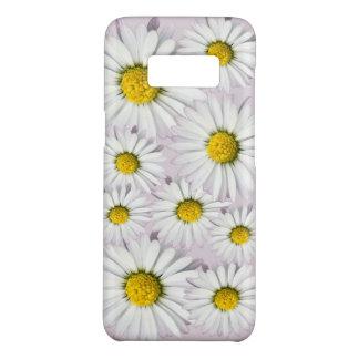 De witte en Gele BloemenDruk van Madeliefjes Case-Mate Samsung Galaxy S8 Hoesje
