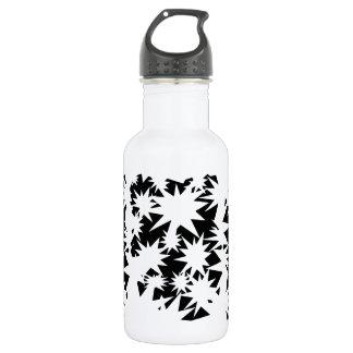 De witte Fles van het Water van Sterren