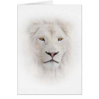 De witte Kaart van de Nota van de Leeuw Hoofd