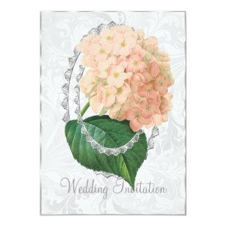 De witte Kaart van de Uitnodiging van het Huwelijk