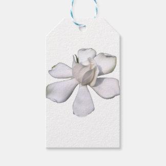 De witte Knop 201711g van Gardenia Cadeaulabel
