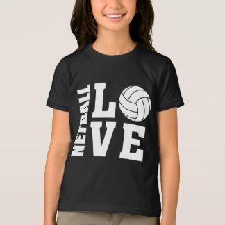 De witte Liefde van het Netball, Netball T Shirt