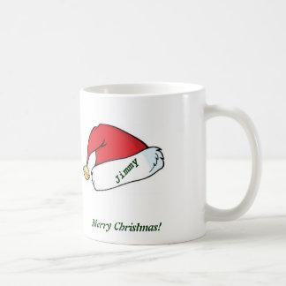 De witte Mok van Kerstmis