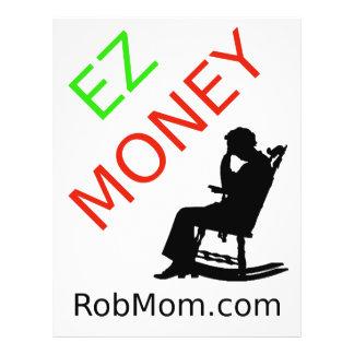 De witte Rob Vlieger van het Mamma Folders