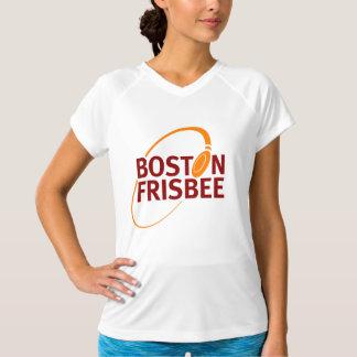 (De Witte) T-shirt van de Vrouwen van Boston