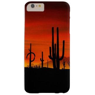 De Woestijn van Arizona Barely There iPhone 6 Plus Hoesje