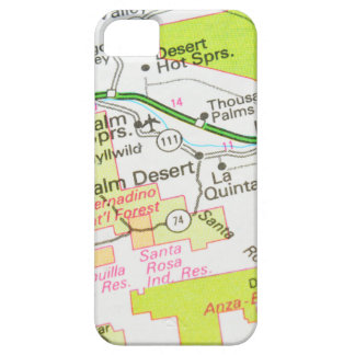 De Woestijn van de palm, Californië Barely There iPhone 5 Hoesje