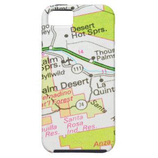 De Woestijn van de palm, Californië Tough iPhone 5 Hoesje