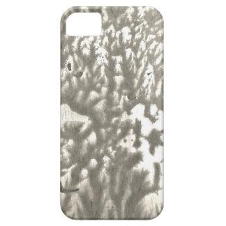 De woestijn van het metaal barely there iPhone 5 hoesje