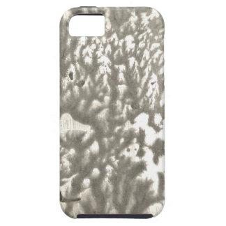 De woestijn van het metaal tough iPhone 5 hoesje