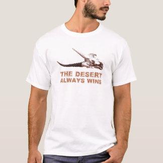 De woestijn van Kalahari in Afrika: Dode T Shirt