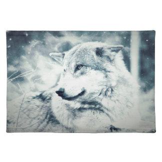 De Wolf… Placemat